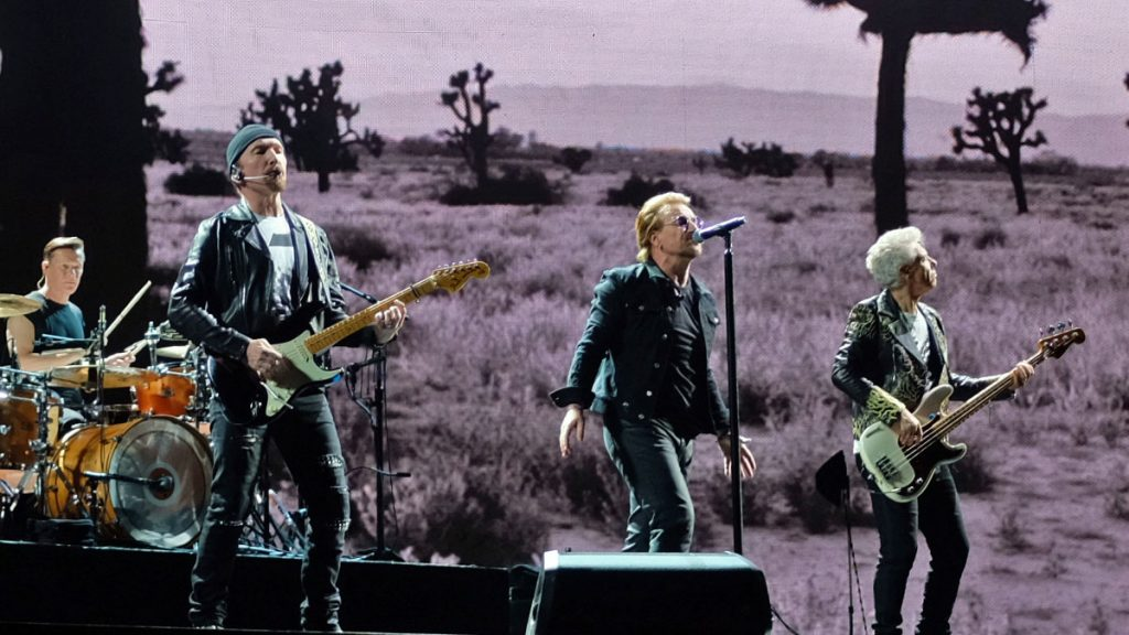 U2, Kansas City 2017-09-12 (Foto: Ray Taylor/U2Start)