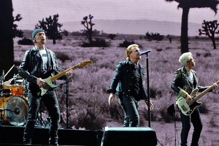 U2, Kansas City 2017-09-12 (Foto: Ray Taylor/U2Start)