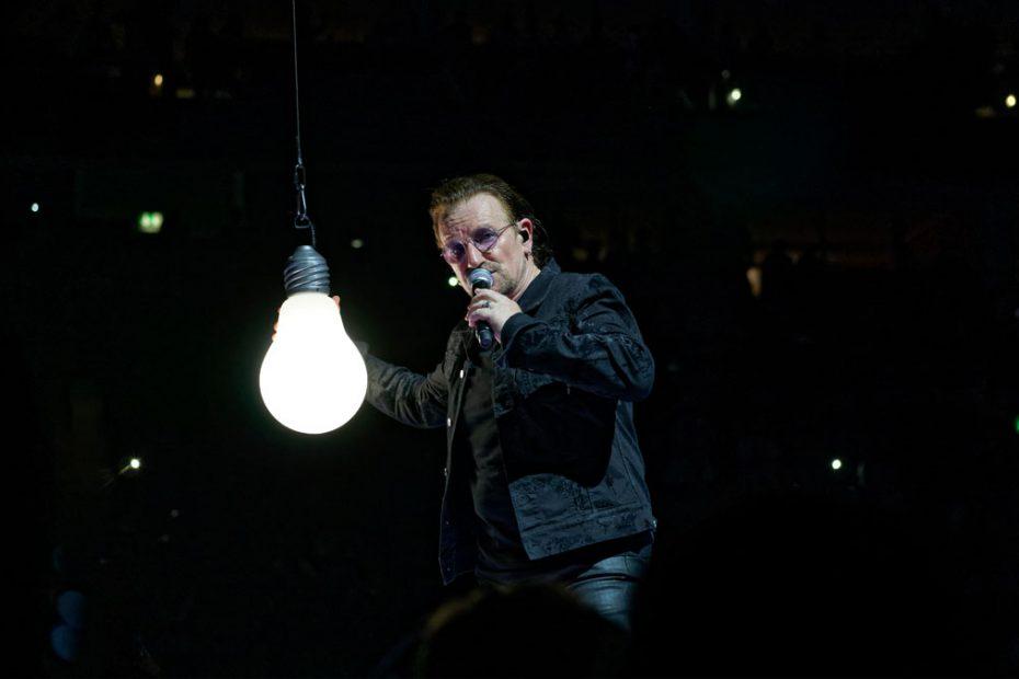 Bono, Berlin 2018 (Foto: Wiercioch / u2start.com)